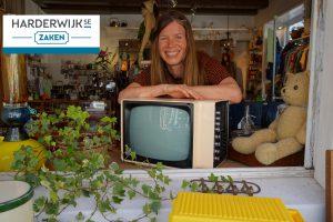 Jeannette Tromp van duurzame kledingwinkel Blije Meisjes in Harderwijk